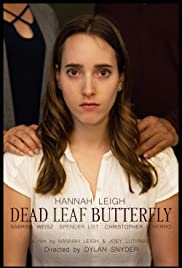 Dead Leaf Butterfly Poster
