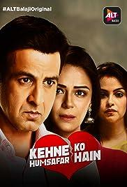 Kehne Ko Humsafar Hain Poster