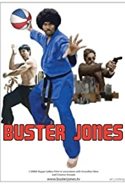Buster Jones: The Movie Poster