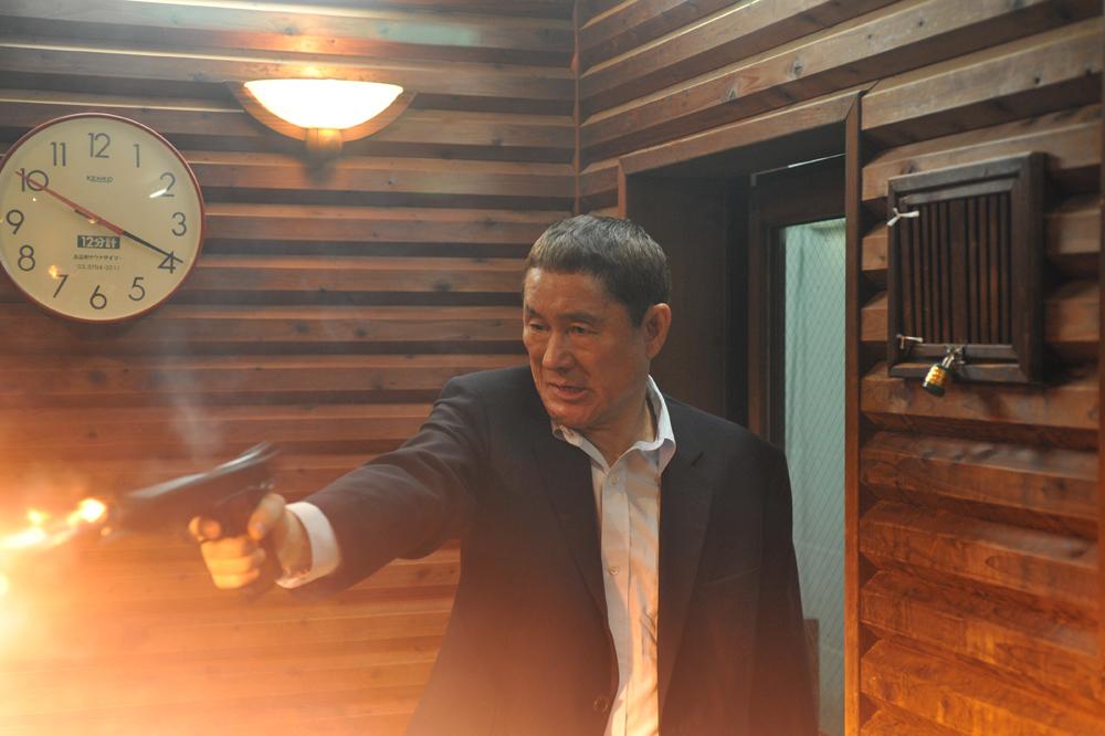 Takeshi       Kitano in Autoreiji (2010)