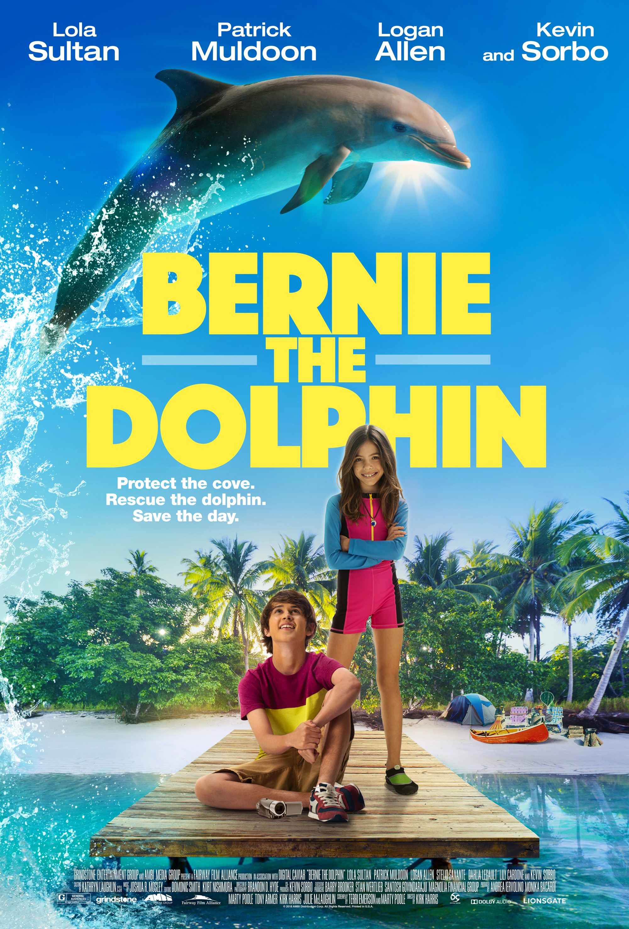 Image result for bernie the dolphin