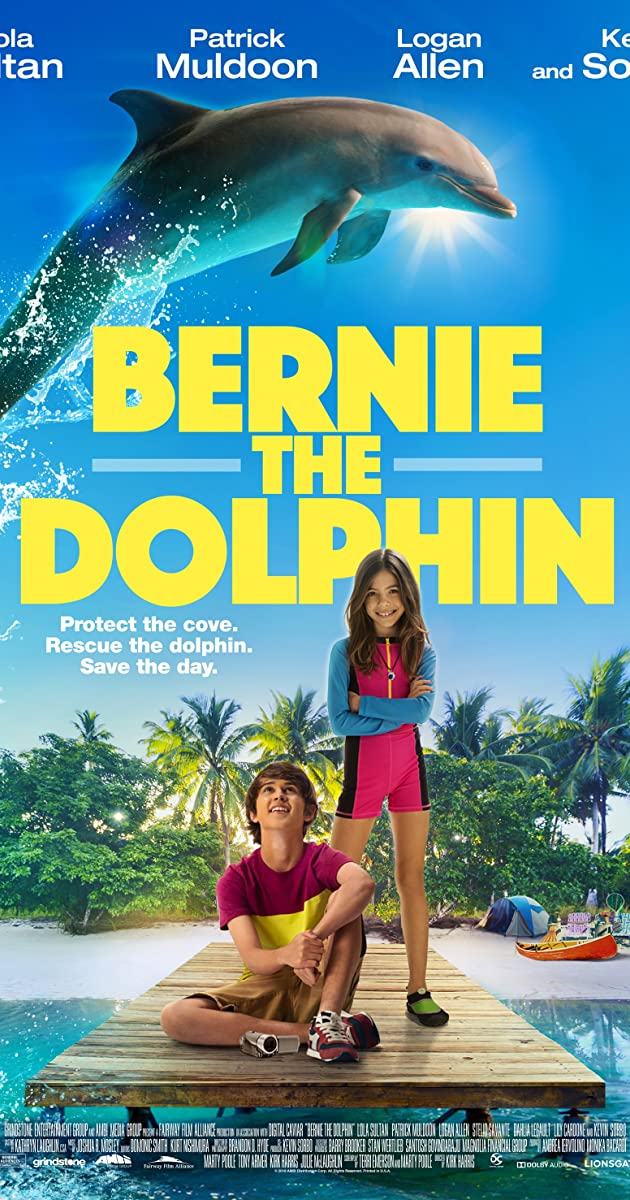 Subtitle of Bernie The Dolphin