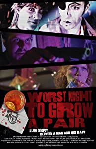 Movie hd trailer download Worst Night to Grow a Pair [480x360]