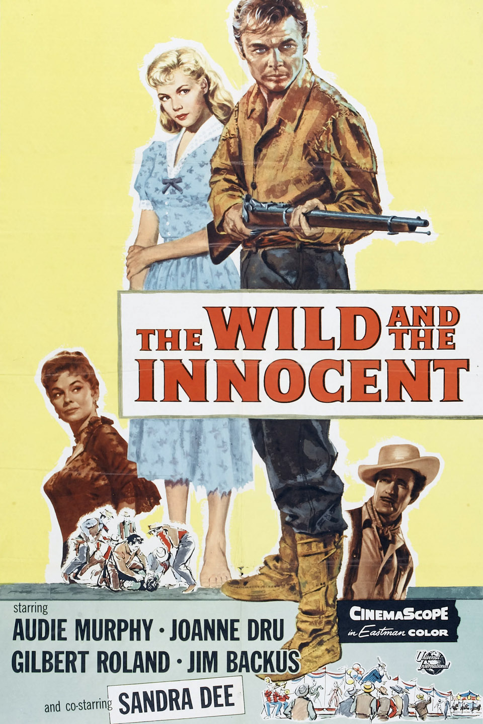 Watch the wild and the innocent 1959 online dating