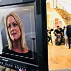 Stacie Richards Dail on the set of Saving My Baby (Lifetime and LMN)