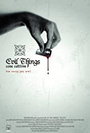 Evil Things Poster