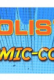 Infolist Pre Comic-Con Bash Poster