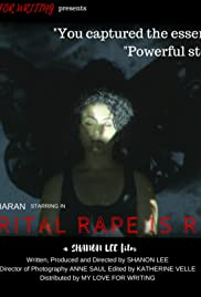 Marital Rape Is Real Poster
