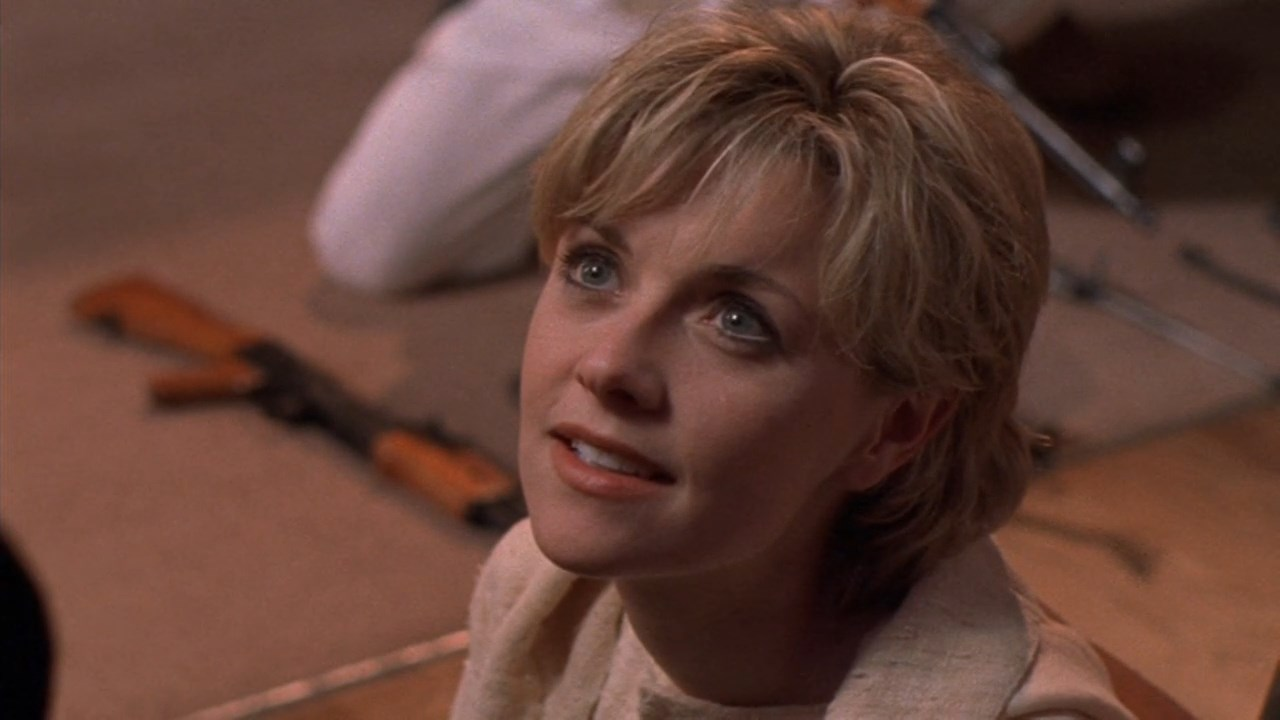 Amanda Tapping in Stargate SG-1 (1997)