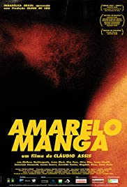 Mango Yellow Poster