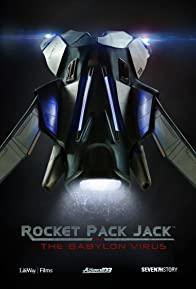 Primary photo for Rocket Pack Jack and the Babylon Virus