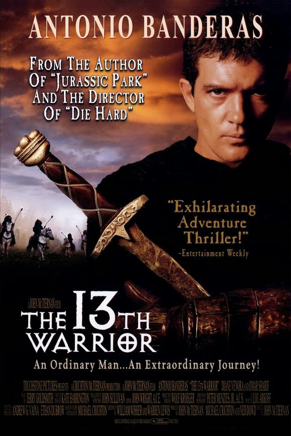 The 13th Warrior 1999 Hindi Dual Audio 720p BluRay ESubs 742MB Download