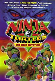 Saban's Ninja Turtles: The Next Mutation Poster