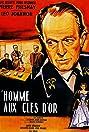 L'homme aux clefs d'or (1956) Poster