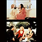 Virginia Madsen and Maria Grazia Cucinotta in Ballad of the Nightingale (1999)