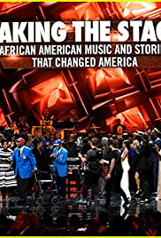Taking the Stage: African American Music and Stories That Changed America Poster