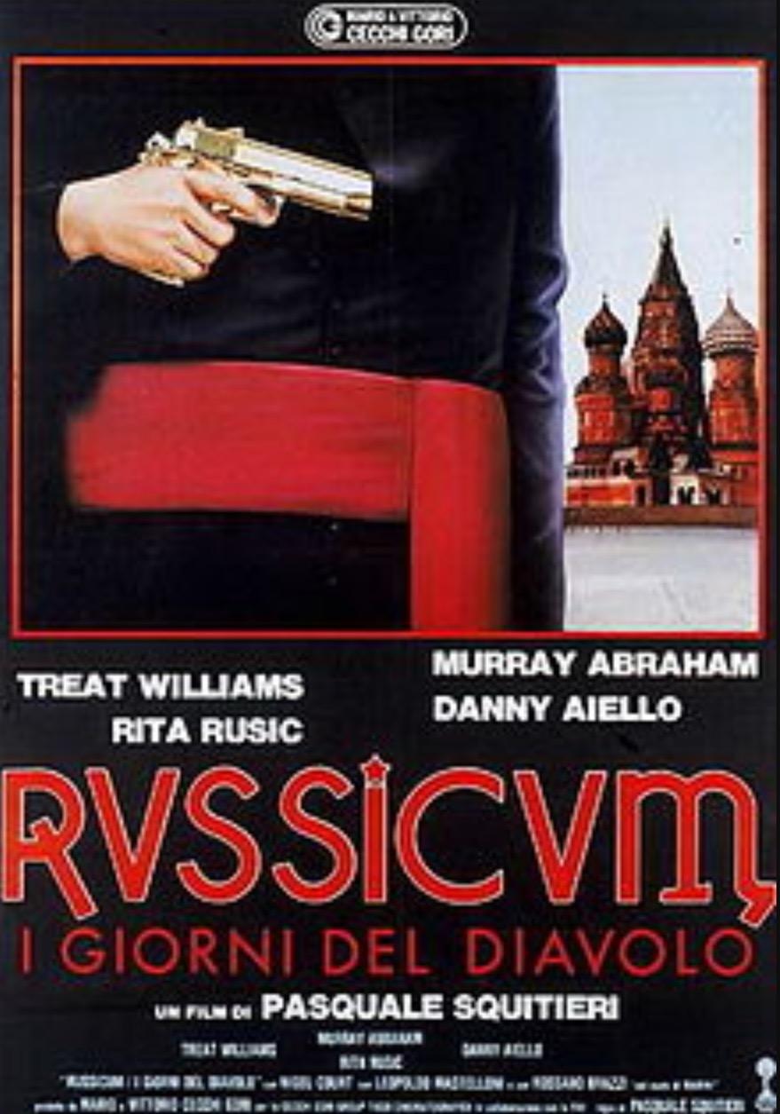 Russicum - I giorni del diavolo (1988)
