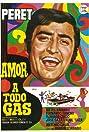 Amor a todo gas (1969) Poster