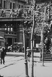 Passengers Descending from the Brooklyn Bridge(1896) Poster - Movie Forum, Cast, Reviews