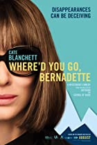 Where'd You Go, Bernadette (2019) Poster