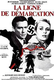 Maurice Ronet and Jean Seberg in La ligne de démarcation (1966)