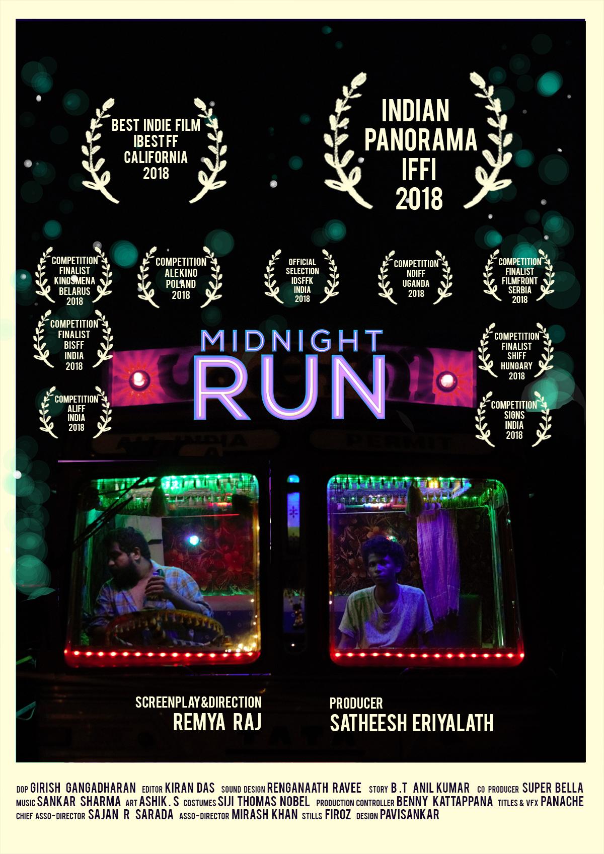 Midnight Run (2018) - IMDb