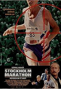 Stockholm Marathon Daniel Alfredson