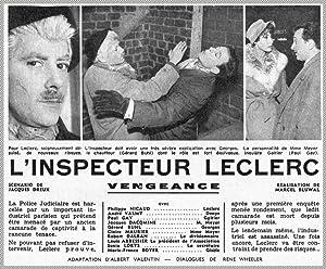 L'inspecteur Leclerc enquête (1962–)
