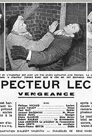 L'inspecteur Leclerc enquête Poster
