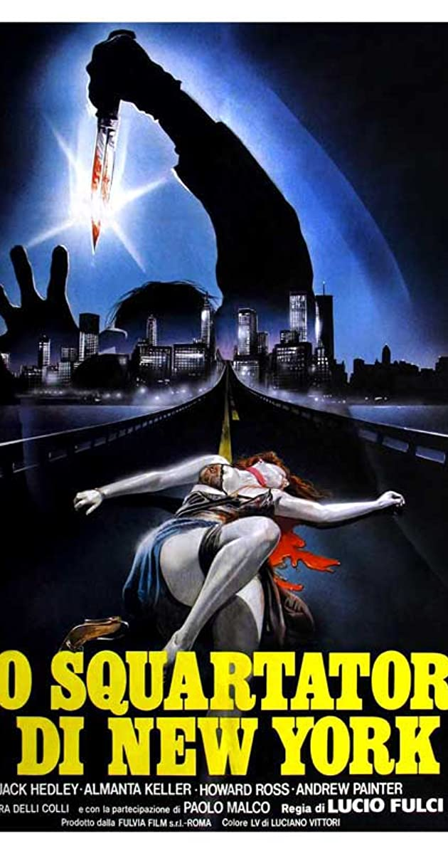 The New York Ripper (1987)