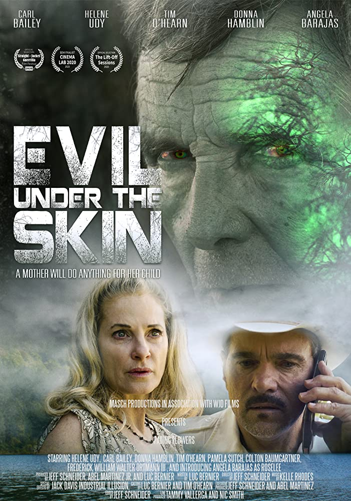 18+ Evil Under the Skin 2020 English Hot Movie 720p HDRip 600MB x264 MKV