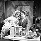 Elizabeth Montgomery and Lee Remick in Kraft Television Theatre (1947)