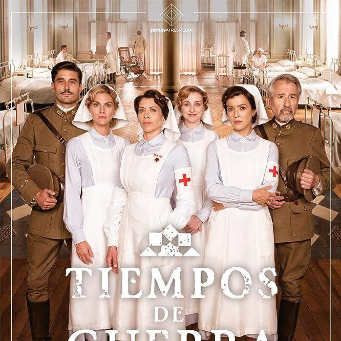 Alicia Borrachero, José Sacristán, Verónica Sánchez, Álex García, Amaia Salamanca, and Anna Moliner in Morocco: Love in Times of War (2017)