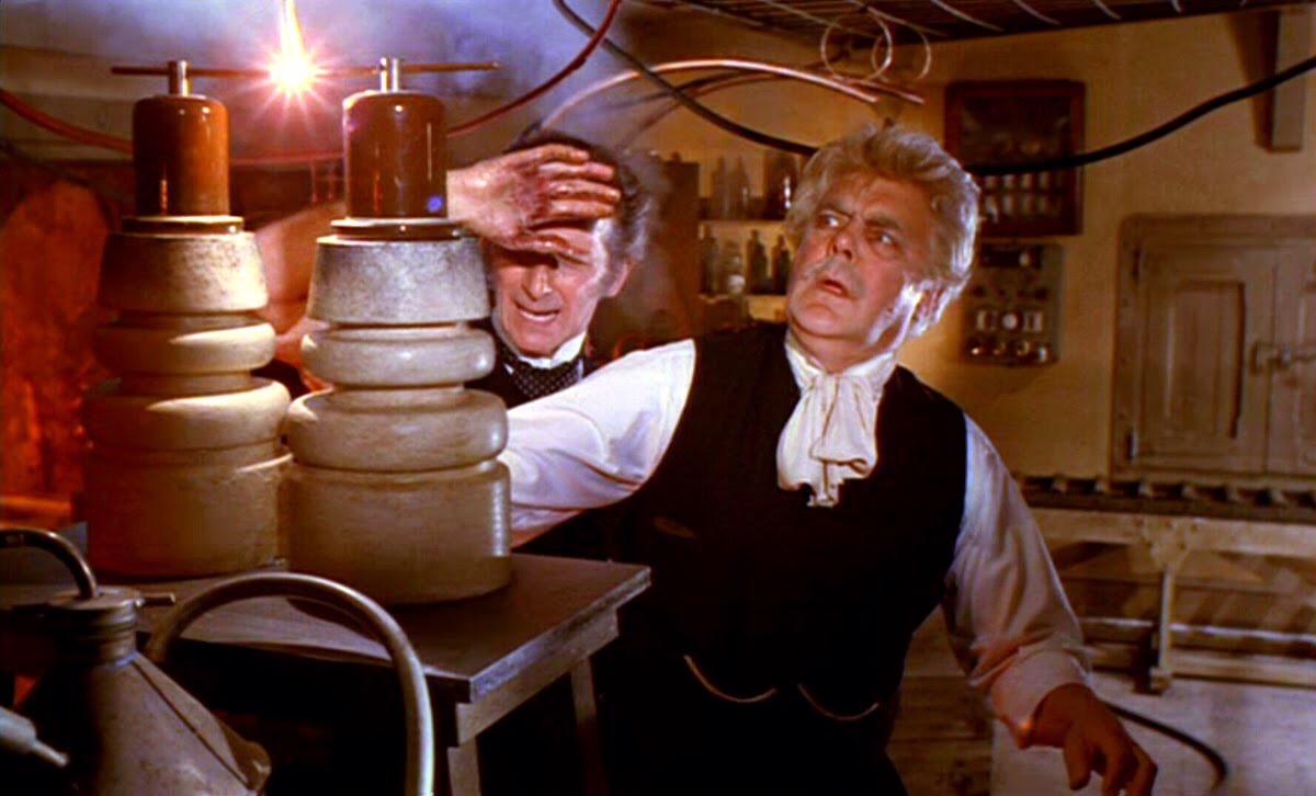 La maledizione dei Frankenstein (1967) HD