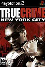True Crime: New York City Poster