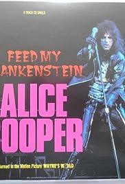 Alice Cooper: Feed My Frankenstein Poster