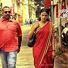 Chemban Vinod Jose and Hannah Reji Koshy in Darvinte Parinamam (2016)