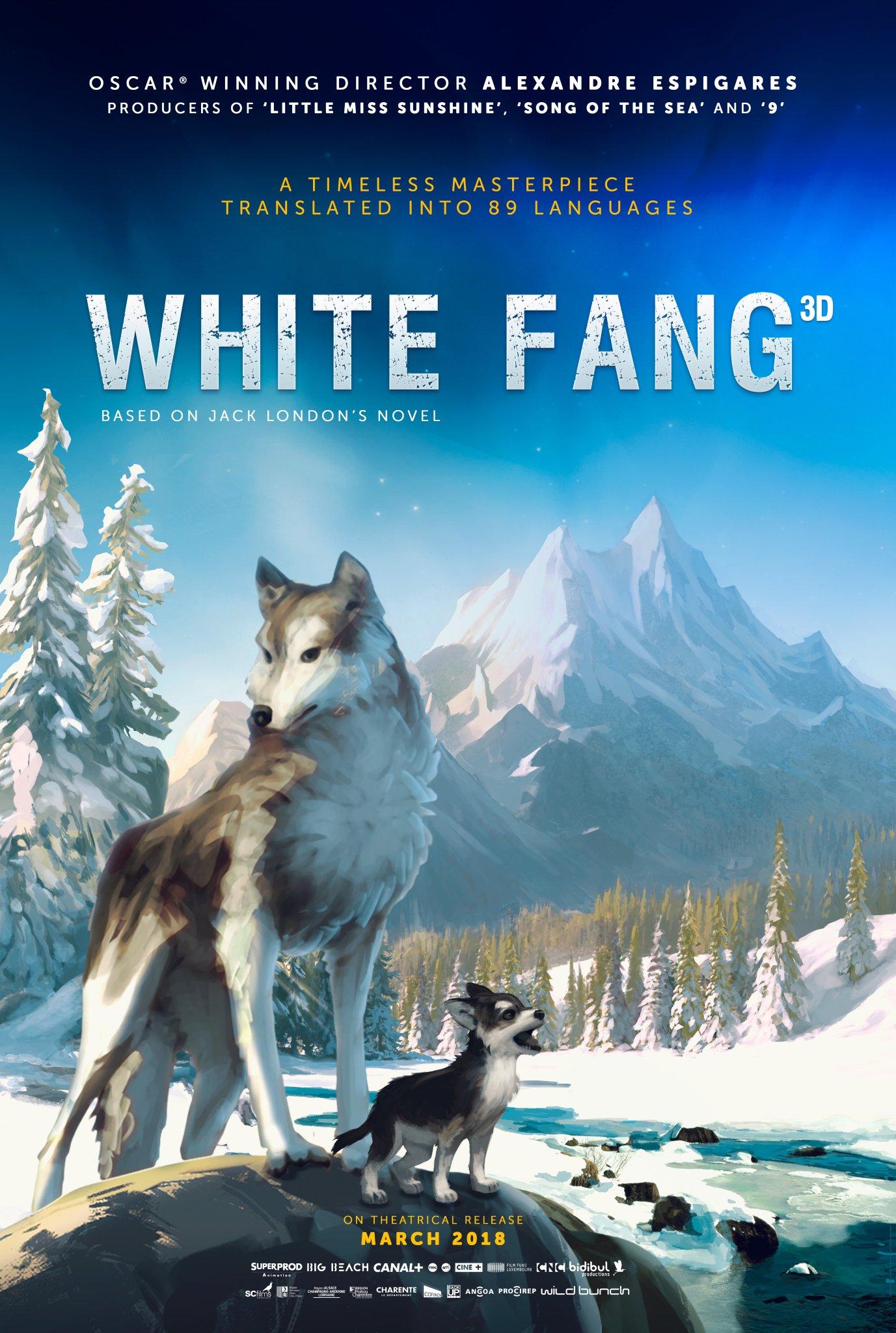Резултат слика за White Fang