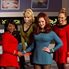 Michele Specht, Kipleigh Brown, Kim Stinger, and Cat Roberts in Star Trek Continues (2013)