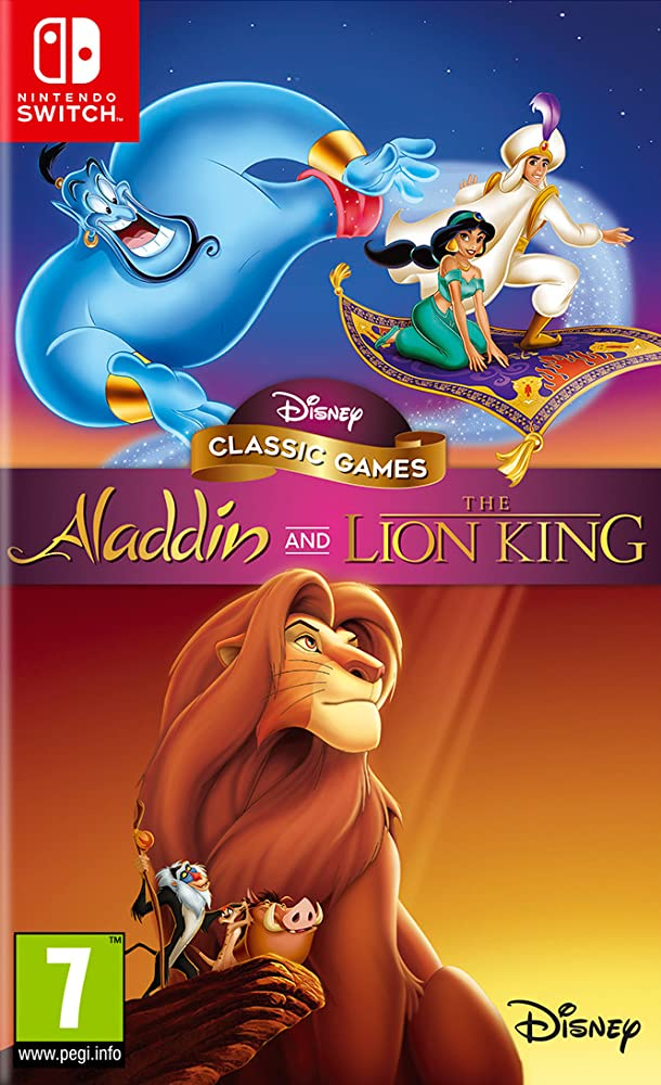 Disney Classic Games: Aladdin and The Lion King Torrent (2019) [PC GAME + Crack] – Download