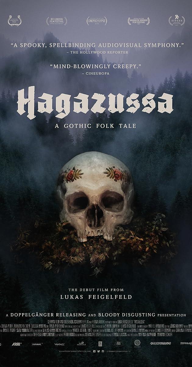 Hagazussa: A Heathen's Curse (2018)