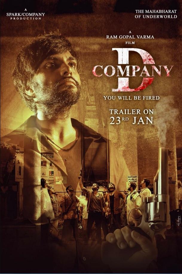 D Company (2021) HDRip Hindi (Original Version) Full Movie