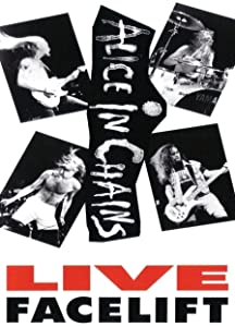 English movie dvdrip download Alice in Chains: Live Facelift by [Mkv]