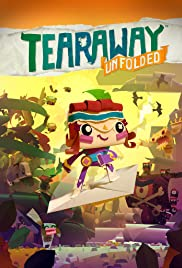 Tearaway Unfolded Poster