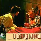 Alejandra Grepi and Fernando Guillén in La leyenda de la doncella (1994)