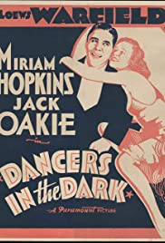 Dancers in the Dark Poster
