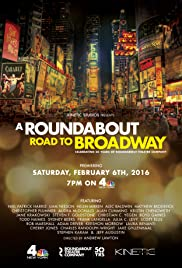 A Roundabout Road to Broadway Poster