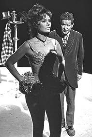 Lise Ringheim and Jørgen Ryg in Må jeg lege med (1968)