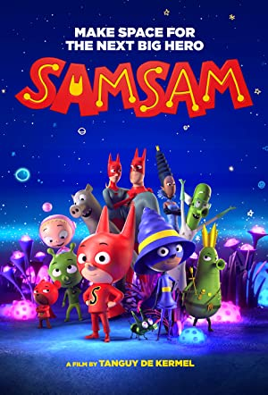 Where to stream Samsam