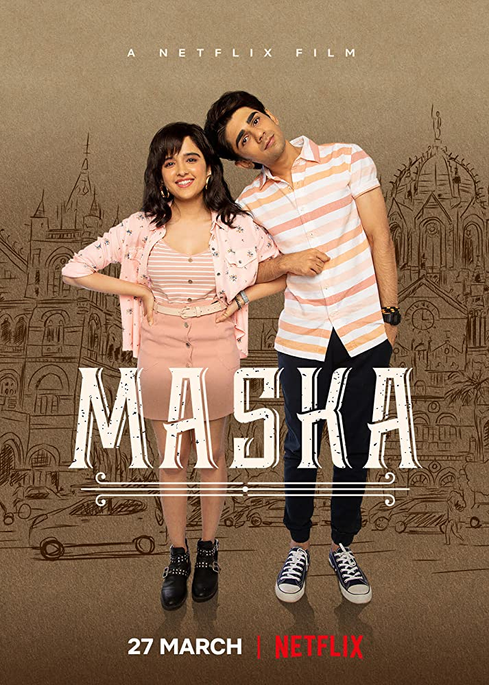 View Maska (2020) Movie poster on Fmovies